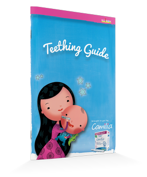 Teething Guide Booklet
