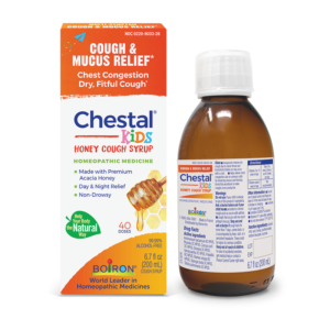 Chestal Kids Honey Cough Syrup
