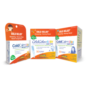 ColdCalm Kids & Baby products